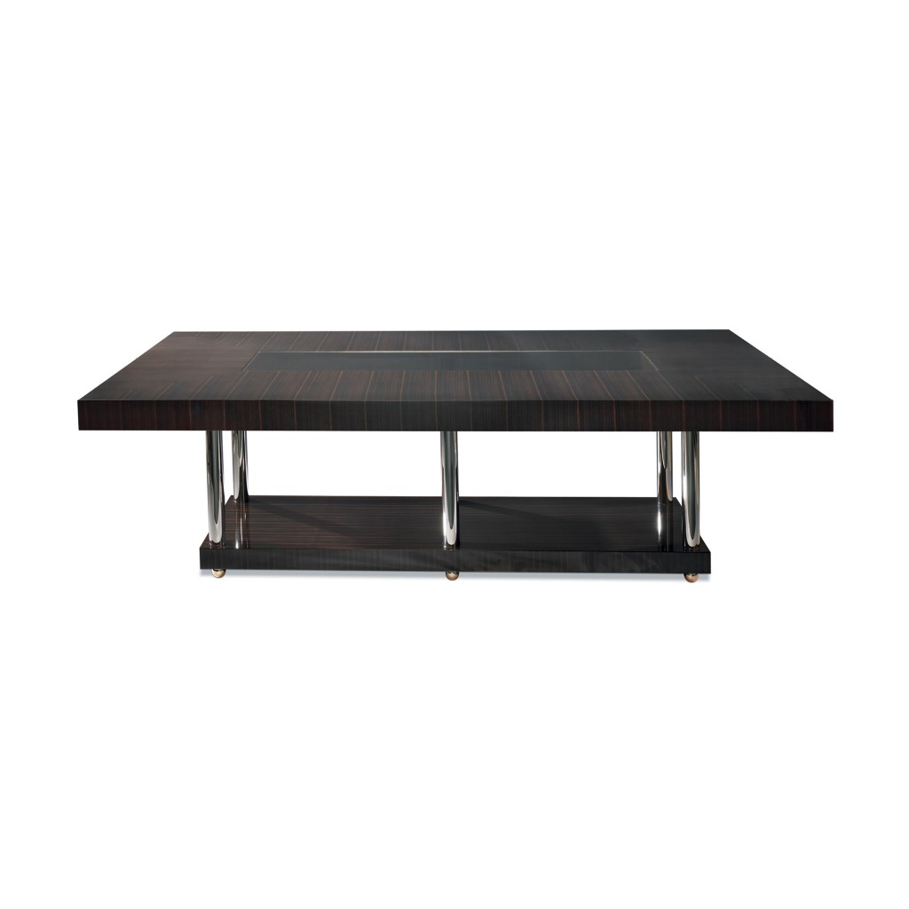 34_Duplex Dining Table Rectangular